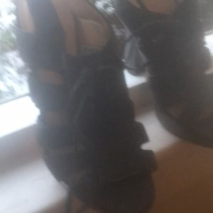 Coach Shoes - Coach Heels sz 7 Black